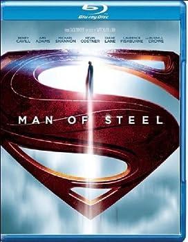 Man of Steel  Blu-ray  by Warner Bros.