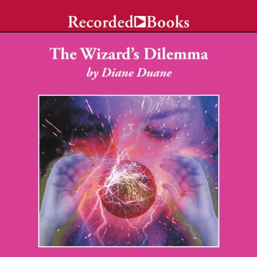 The Wizard's Dilemma audiobook cover art