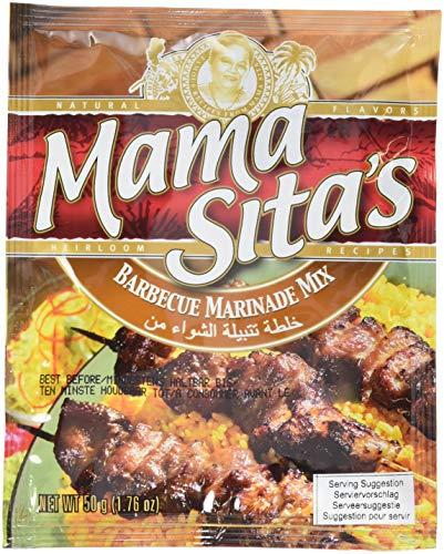 Mamasita Gewürzmischung Bbq Marinade 50g, 24er Pack (24 x 50 g)