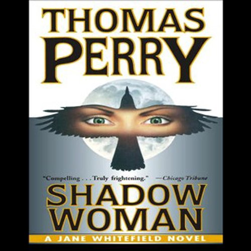 Shadow Woman audiobook cover art