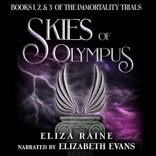 『Skies of Olympus: Books One, Two & Three』のカバーアート