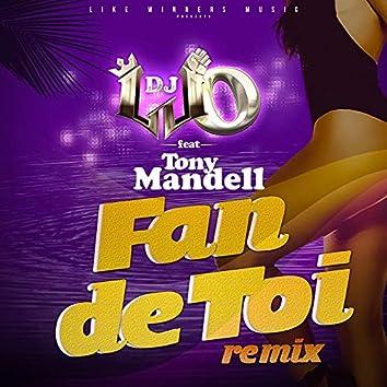 Fan de toi (feat. DJ Wo)