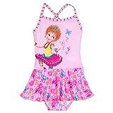 Disney Fancy Nancy Swimsuit for Girls Size 3 Pink