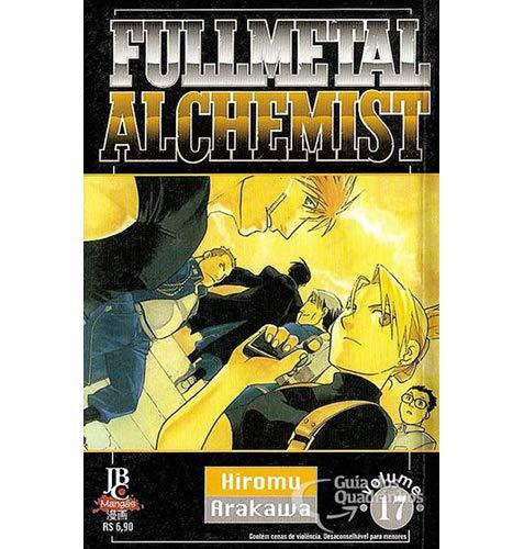 Fullmetal Alchemist - V. 17