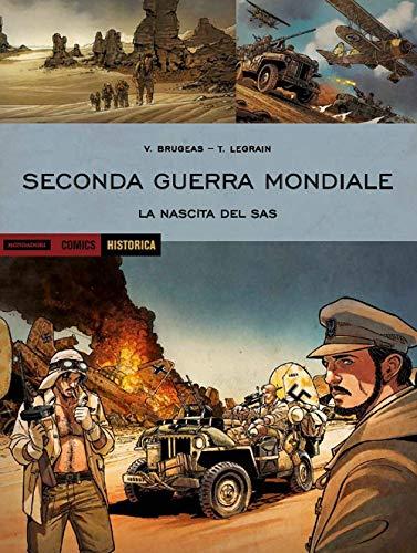 Seconda guerra mondiale. La nascita del SAS