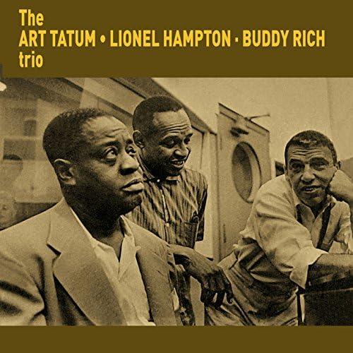 Art Tatum, Lionel Hampton & Buddy Rich