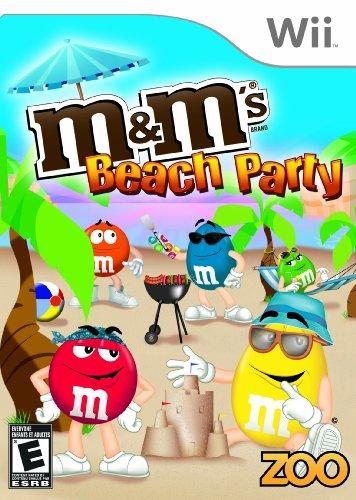 Festa de praia M&M's - Nintendo Wii