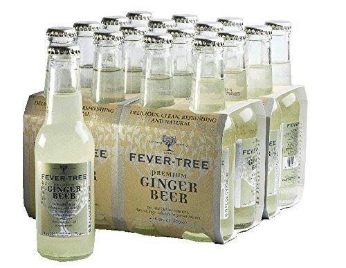 24x200ml Fever-Tree Ginger Beer