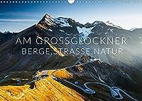 Am Grossglockner. Berge, Strasse, Natur (Wandkalender 2022 DIN A3 quer): Ein unvergessliches Erlebnis am Dach Oesterreichs! Fahren Sie mit! (Monatskalender, 14 Seiten )