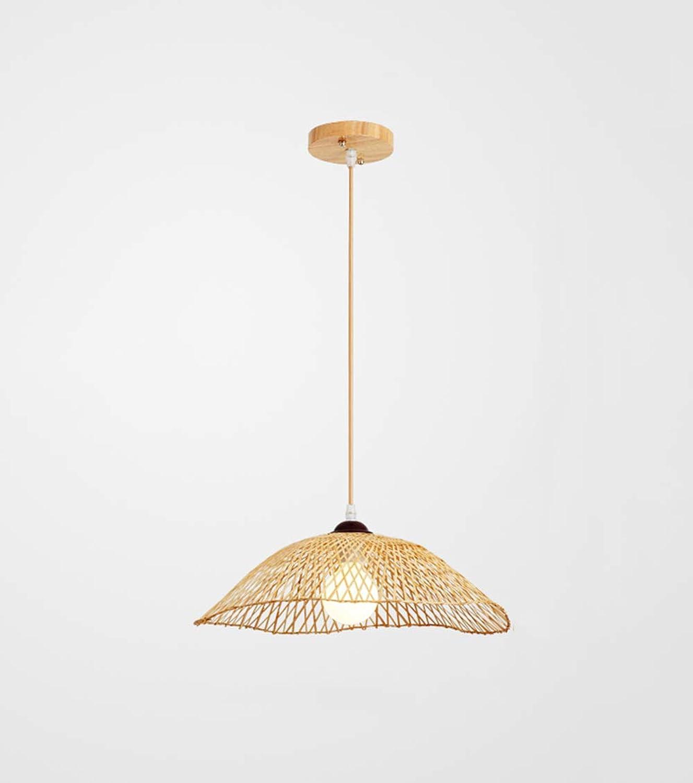 Südostasiatischen Bambus Kunst Kronleuchter Kreative Persnlichkeit Restaurant Tee Raum Dekoration Engineering Licht Moderne Einfache Einzigen Esszimmer Licht (Gre   35cm)