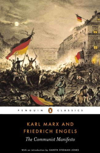 The Communist Manifesto (Penguin Pocket Hardbacks) (English Edition)