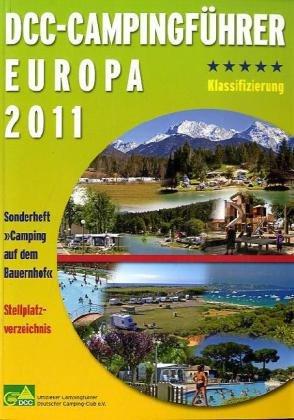 DCC-Campingführer Europa 2011