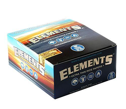 Elementi K Size 1 Scatola Pacchetti 50 x 32
