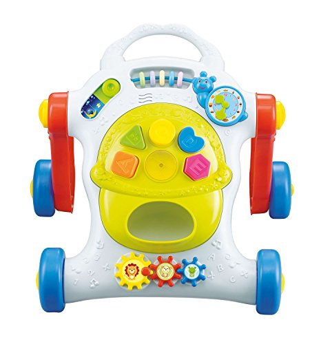 Bieco 41007003 - Baby Lauflernhilfe mit Musik