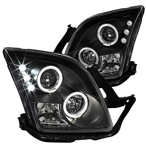 07 ford fusion headlight assembly - 5