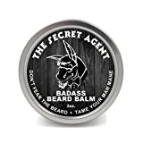 Badass Beard Care Baume barbe Agent secret 2 oz