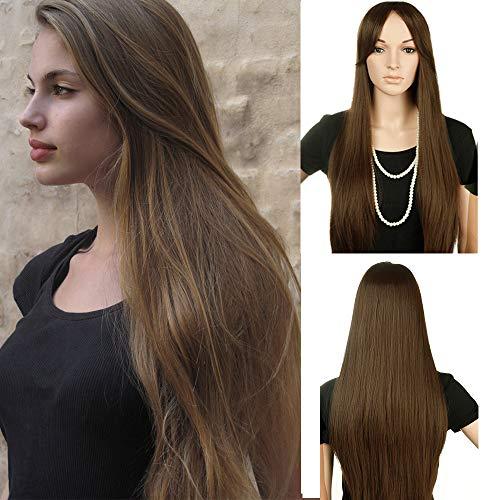 comprar pelucas castañas on line