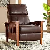 Evan Legends Chocolate 3-Way Recliner Chair - Elm Lane