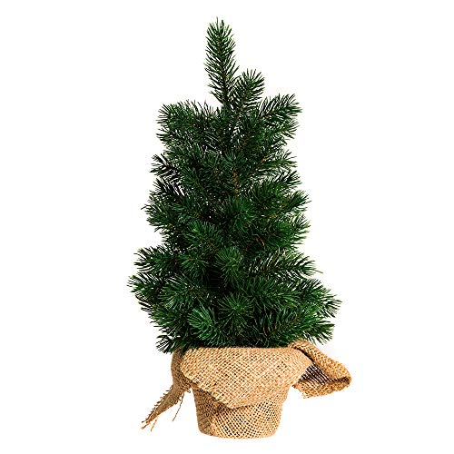 Kurt Adler 18-Inch Mini Pine Tree