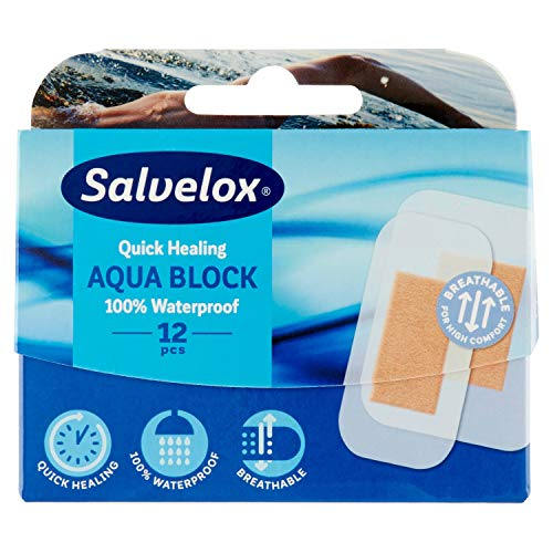 SALVELOX - SALVELOX CURA RAPIDA 16 UN