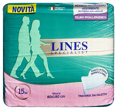Lines Specialist Traversa, 80 X 180, 13 Pezzi