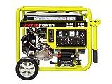 United Power Generatore Di Corrente GG7200 E+B+W