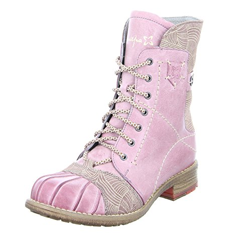 Maciejka Damen Stiefeletten 03961-15/00-4 rosa 327813
