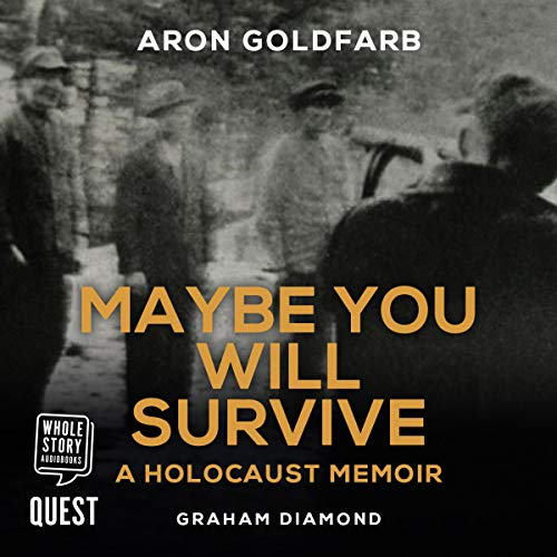 Couverture de Maybe You Will Survive