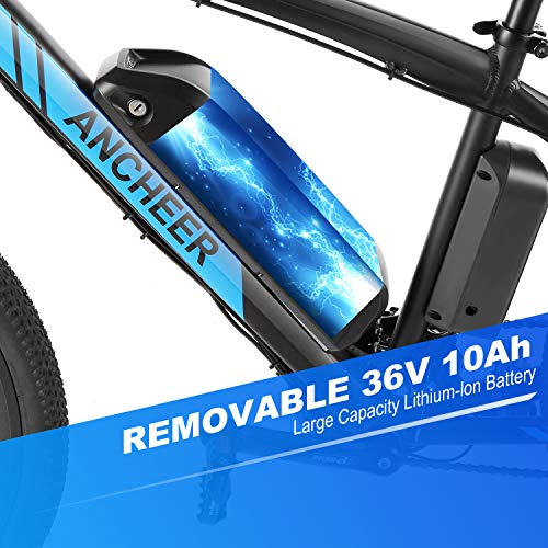 ANCHEER Elektrofahrrad E-Mountainbike Bild 2*