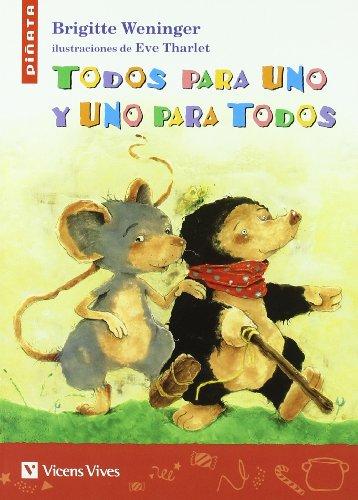 Todos Para Uno Y Uno Para Todos (Colección Piñata) - 9788431681067