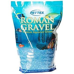 Pettex Roman Gravel Aquatic Roman Gravel, 2 Kg, Midnight Mix