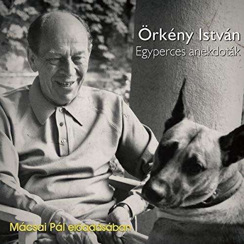 Egyperces anekdoták audiobook cover art