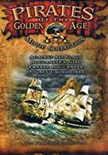 Pirates of the Golden Age Movie Collection: (Against All Flags / Buccaneer's Girl / Yankee Buccaneer / Double Crossbones)