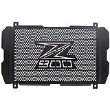 Movkzacv - Rejilla de radiador de moto, accesorios de moto, protector de radiador para Kawasaki Z900 17-19, color negro