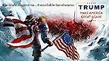 Amazing Posters Donald Trump Poster, 30,5 x 45,7 cm,