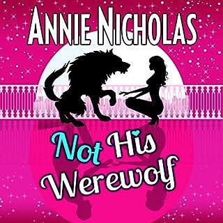 Not His Werewolf audiobook cover art
