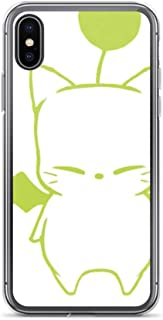 iPhone 7/8 Pure Clear Case Cases Cover [ffxiv] Church of mog (Original)