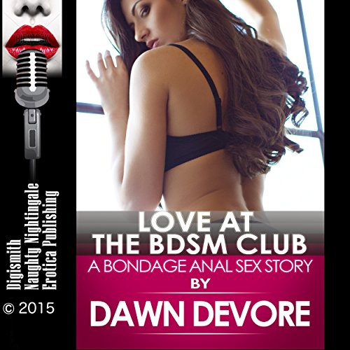 Love at the BDSM Club: A Bondage Anal Sex Story cover art