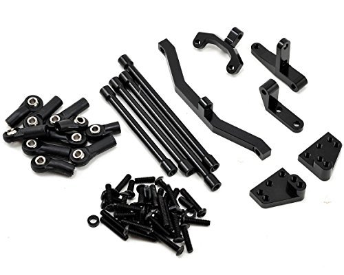 RC4WD RC4ZS0565 3 Link Kit, Front Axle with Panhard Setup:TF2