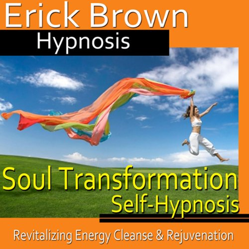 Soul Transformation Hypnosis audiobook cover art