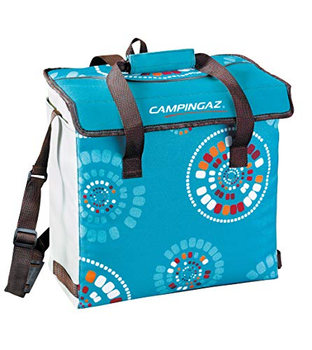 Campingaz Minimaxi Ethnic Nevera Flexible, Multicolor, 29 l