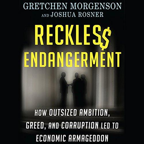 Reckless Endangerment audiobook cover art