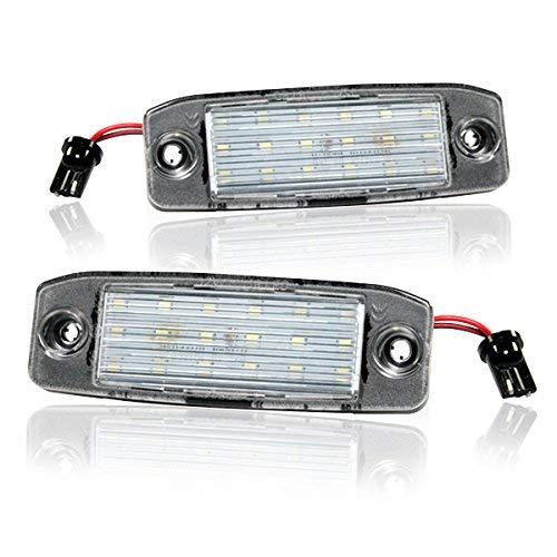 LED Kennzeichenbeleuchtung Canbus Module mit E-Zulassung V-032101