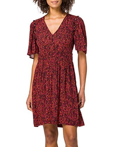 Scotch & Soda Tailliertes Kleid Robe, 0220 Combo D, S Femme