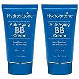 Hydroxatone Anti-Aging BB Cream|2-Pack