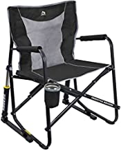 GCI Outdoor Freestyle Rocker Mesh Chair (Black)