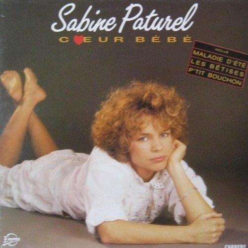 SABINE PATUREL - COEUR BEBE - CD