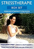Stresstherapie Box Set: Yoga Achtsamkeitsübungen