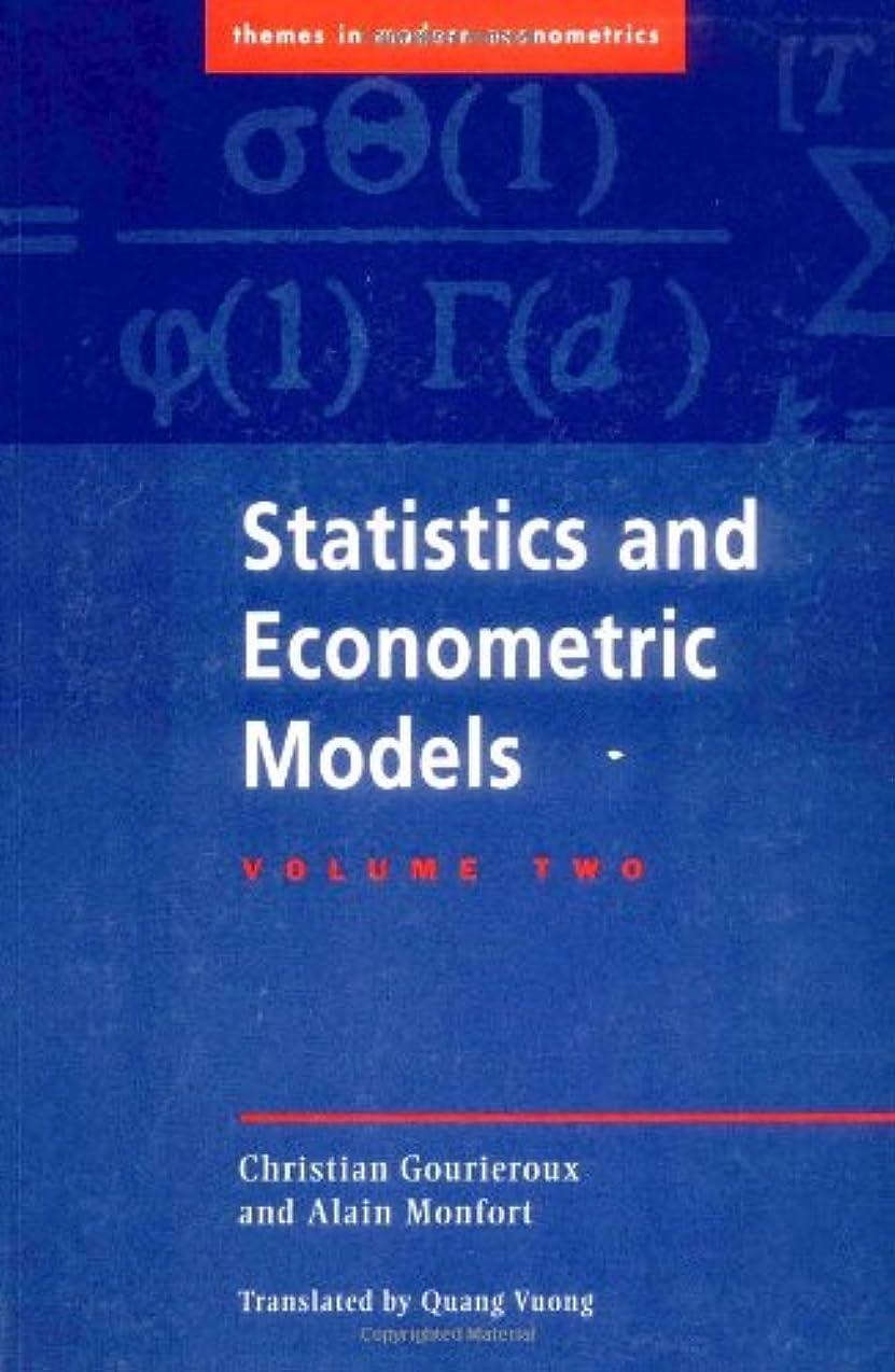 ハブ羨望メインStatistics & Econometric Models v2 (Themes in Modern Econometrics)