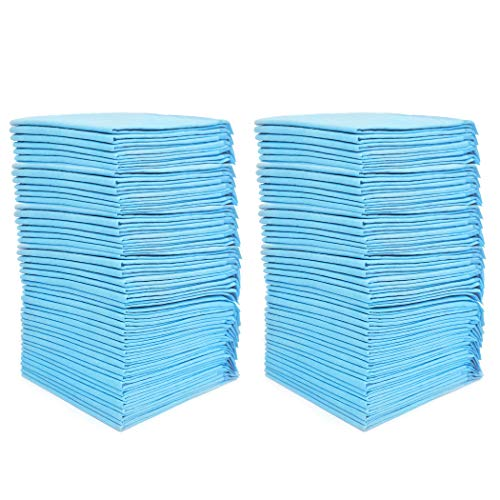CALPALMY (100 Pads) Ultra Absorbency Pet Toilet Training Pads 18